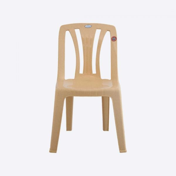 Armless Virgin Plastic Chair