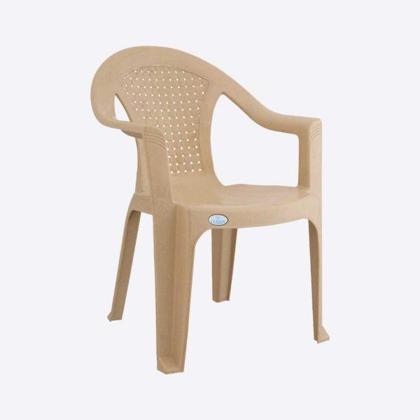 Semi Virgin Plastic Chair
