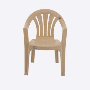 Virgin plastic chair