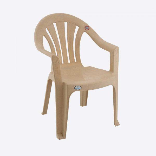 Virgin plastic chair