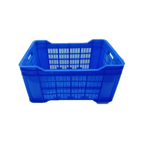 Plastic Vegetable Crates